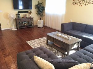 Rustic Concrete Wood Floors Sykesville, Maryland| New Aged Concrete Coatings, LLC