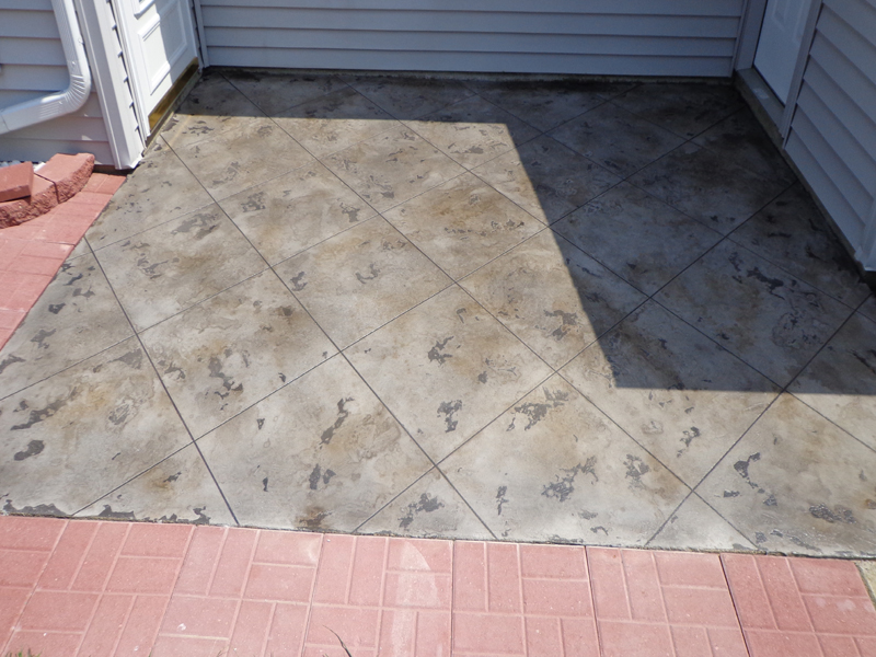 Decorative Concrete Sykesville, Maryland | New Aged Concrete Coatings