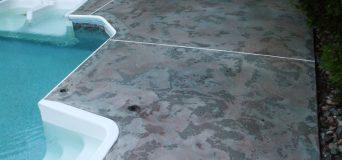 Pool Decks Baltimore, Maryland | New Aged Concrete Coatings, LLC