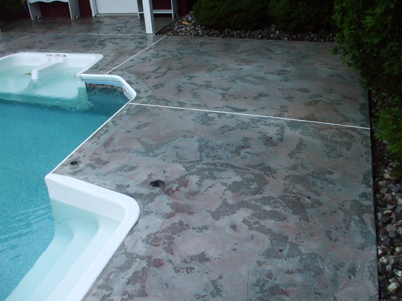 Pool Decks Baltimore, Maryland | New Aged Concrete Coatings, LLC