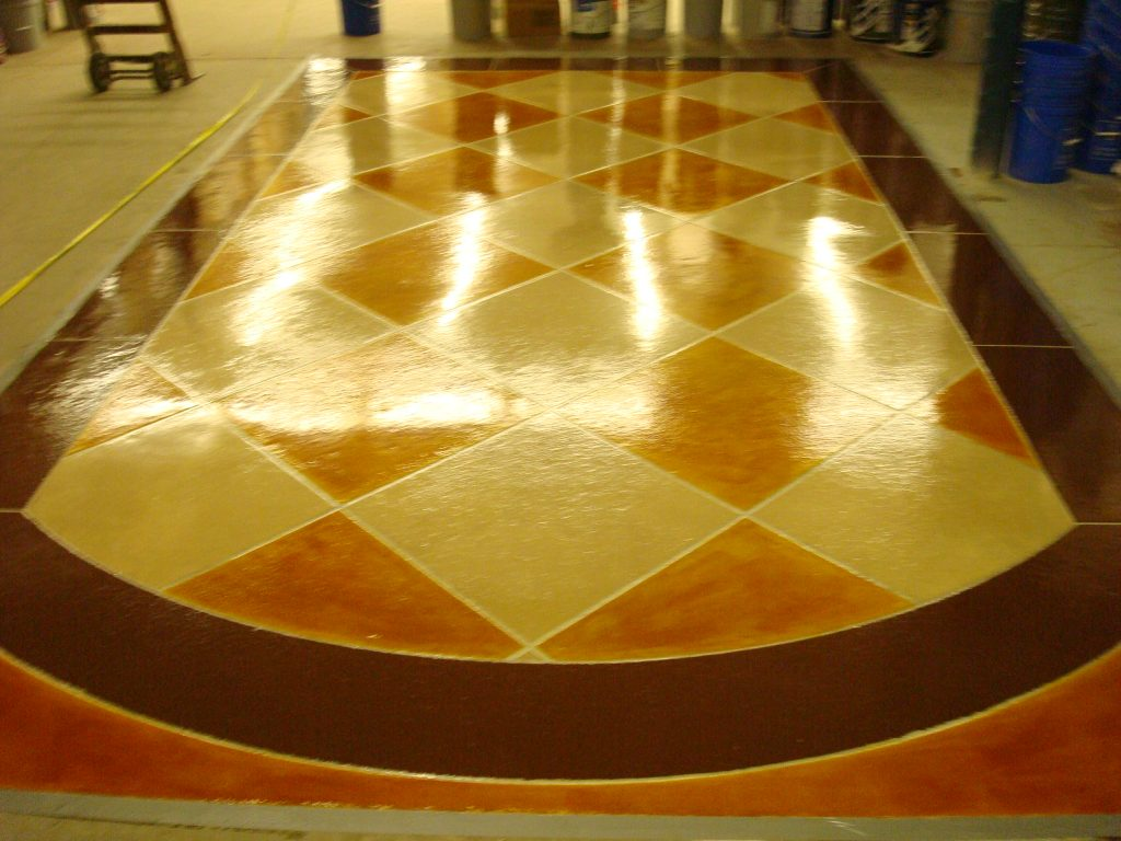 Stained Concrete Floors Ocean City, Maryland | New Aged Concrete Coatings, LLC