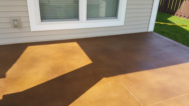 Stained Concrete Sykesville, Maryland | New Aged Concrete Coatings