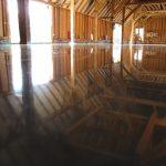 polished concrete floors Sykesville, Maryland   New Aged Concrete Coatings, LLC